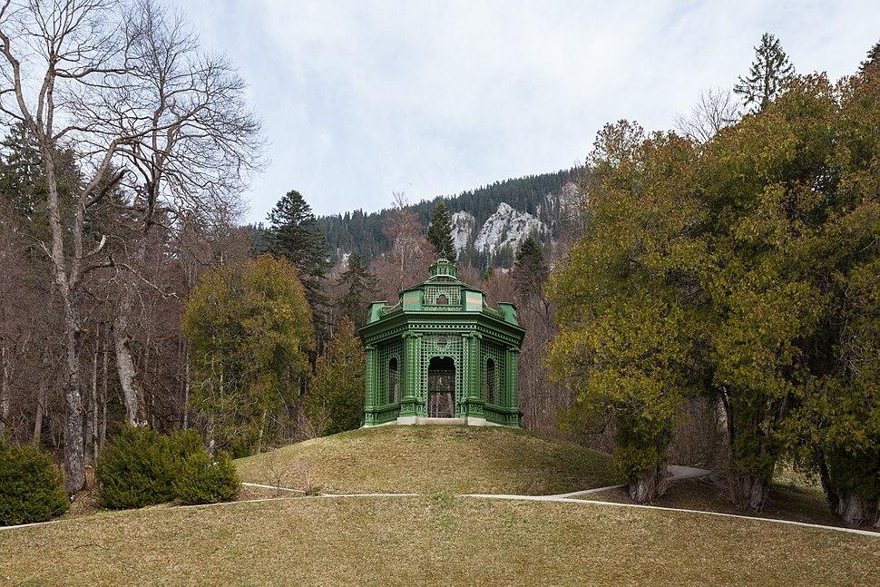 Castillo Linderhof, Baviera, Alemania, 2014-03-22, DD 31