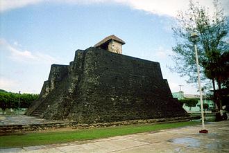 Castillo de Teayo (Mesoamerican site) - Castillo de Teayo
