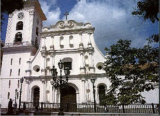 Caracas Cathedral - Image: Catedral caracas
