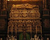 Catedral de Barcelona - Sepulcre de Sant Oleguer - 001.jpg