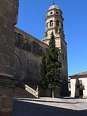 Obras, tras la muerte de Vandelvira, de la catedral de Baeza