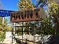Cedar Point HalloWeekends Haunt sign (4766).jpg