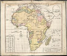 Map Of African Jungle.Africa Wikipedia