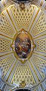 Ceiling of Santissima Trinità degli Spagnoli (Roma).jpg