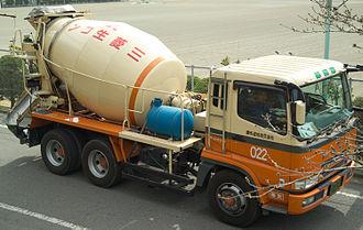 Mitsubishi Fuso Super Great - Super Great FV Mixer Truck