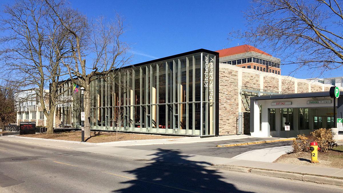 Kitchener public library wikipedia