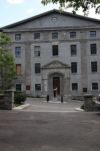 François Baillairgé - Image: Centre Morrin Canada