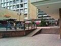 Centro Internacional Tequendama - Plaza al lado de la Carrera Décima.jpg