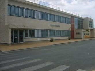 Healthcare in Portugal - SNS health center, Lourinhã
