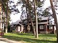 Cerkiew klasztorna Pw. Wszystkich Strapionych Radość. Stan przed przebudową..JPG