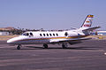 Cessna 550 N398LS (5025126202).jpg