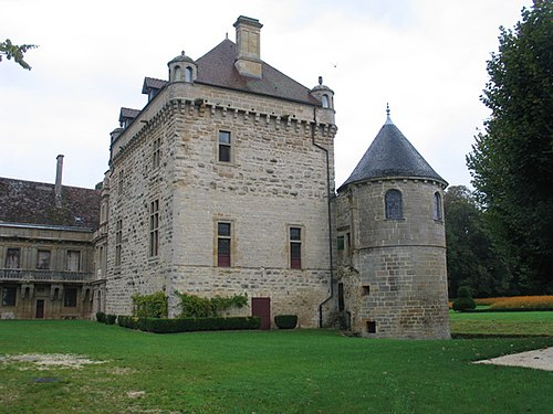 Photo - Château du Pailly