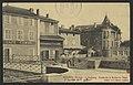 Chabeuil (Drôme). - Le Faubourg - Façade sur la Rivière La Véore (33637989383).jpg