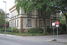 Jean-Paul-Museum in Bayreuth (Quelle: Wikimedia)
