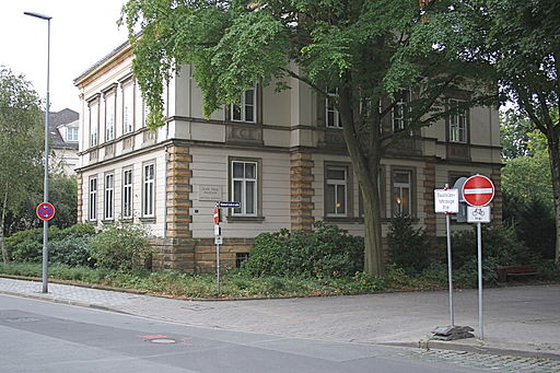 Jean-Paul-Museum Bayreuth. Chamberlainhaus Bayreuth
