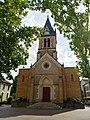 Champagne-au-Mont-d'Or - Église Saint-Louis Roi (juin 2018).jpg