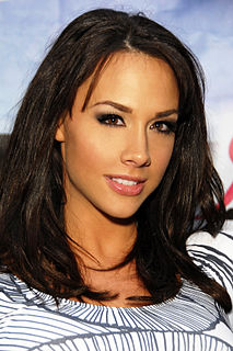 Chanel Preston American pornographic actress