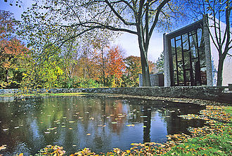 Brandeis University - Chapels Pond