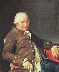 Portrait of Charles-Pierre Pécoul