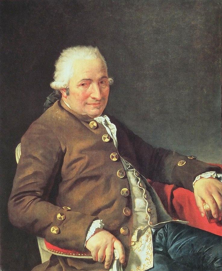 Portrait of Charles-Pierre Pécoul