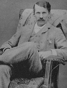 Foto de Charles Burton Barber, 1880
