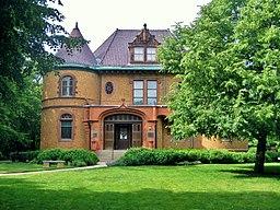 Charles G. Dawes hus i Evanston.
