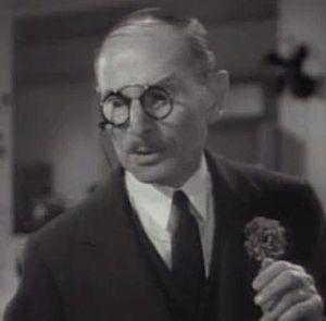 Charles Halton - Halton in Nancy Drew... Reporter (1939)