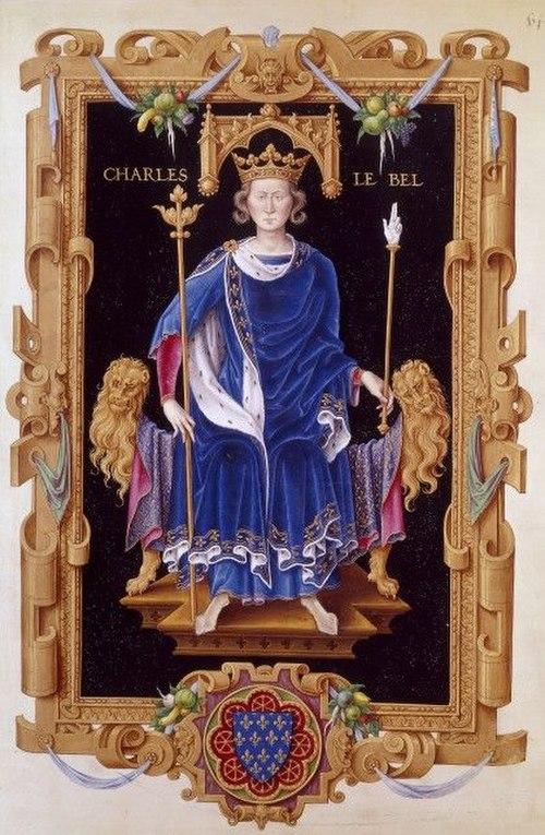 Carlos IV. Bibliothèque Nationale de France.