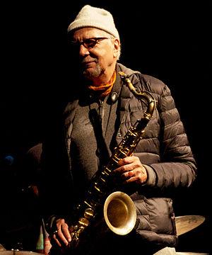 Charles Lloyd (jazz musician) - Lloyd in 2014