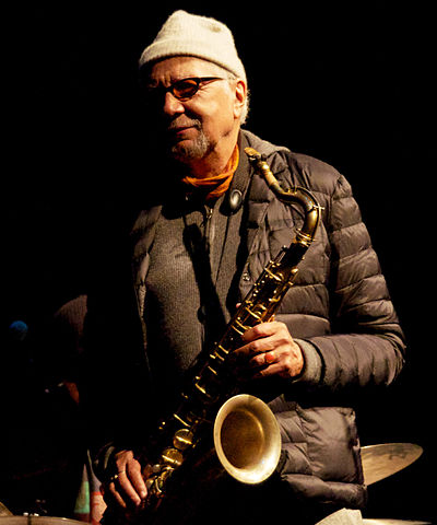 Picture of a band or musician: Charles Lloyd