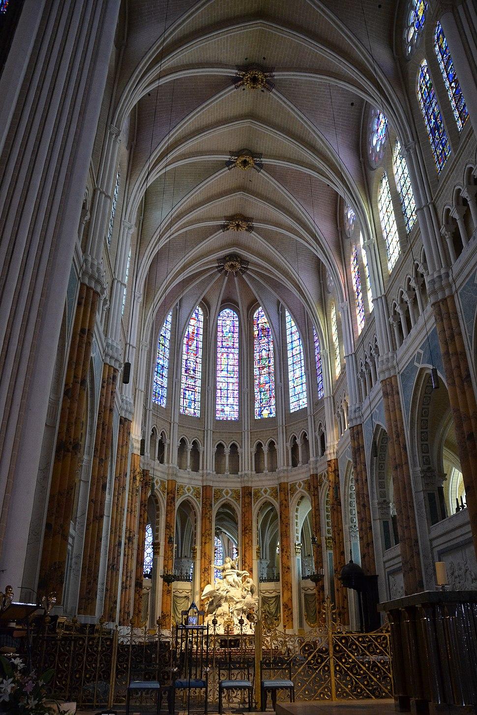 Chartres - Cathédrale 16