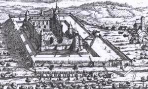 François Collignon - Château de Moyen by François Collignon