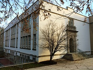Howard Wright Cutler - Image: Chevy Chase Elementary
