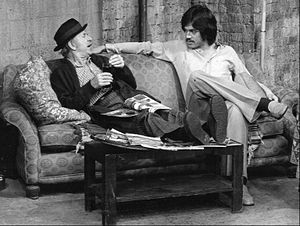 Chico and the Man - Jack Albertson and Freddie Prinze, 1976