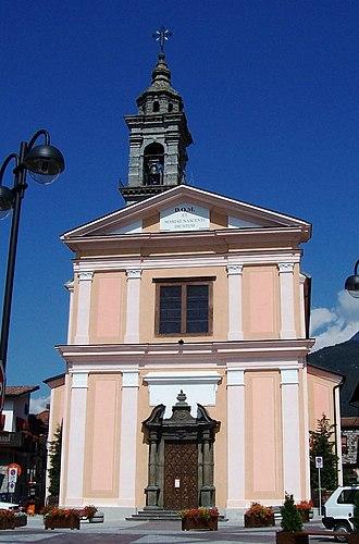 Berzo Inferiore - Parish of St Maria
