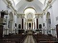 Chiesa di Santa Giustina, interno (Pernumia) 02.jpg