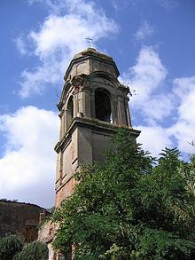 Campanile della chiesa vecchia