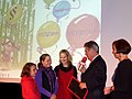 Children Rights Award 2011 for Radiofabrik - commissioned by Austrian State President Heinz Fischer (6357998039).jpg