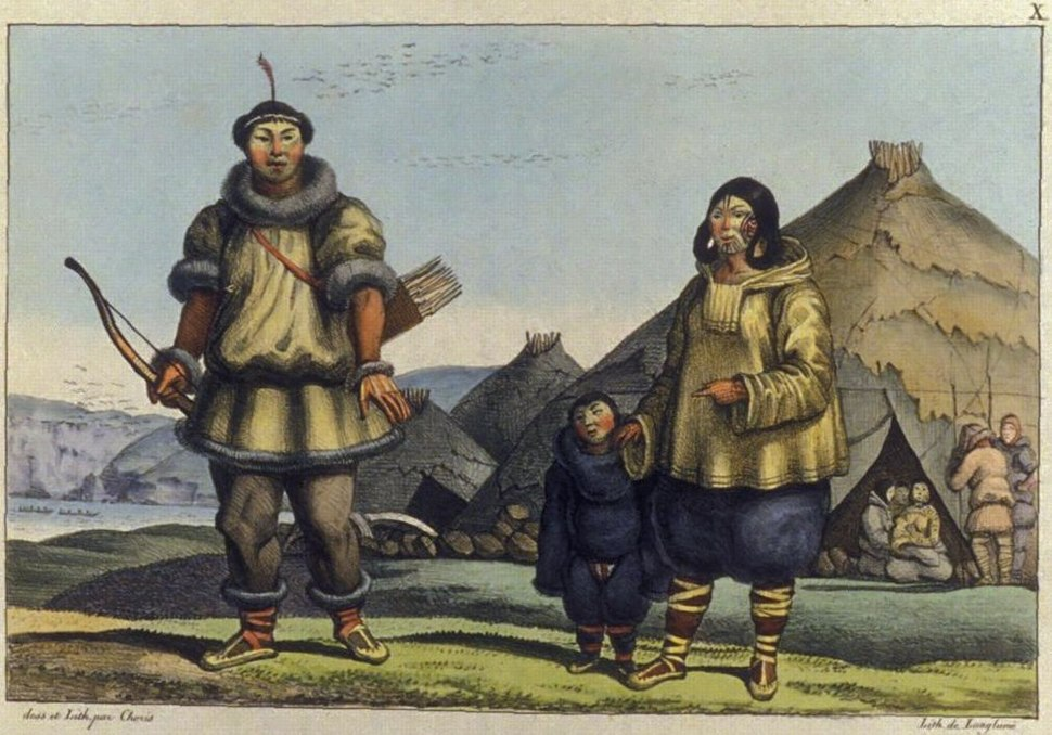 Choris, Tschuktschen