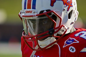 Chris Banjo - Banjo during his tenure at SMU