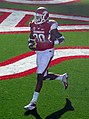 Chris Gragg, ULM at Arkansas, 2012.jpg