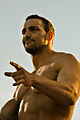 Chris Masters at WWE Tribute to the Troops 2010.jpg
