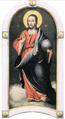 Christ Pantokrator Toma Vishanov Budakalasz Saint Gabriel Church Icon.png
