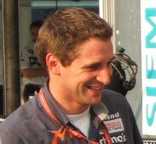 Christijan Albers racecar driver