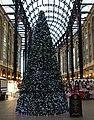 Christmas Tree, Hay's Galleria - geograph.org.uk - 1680122.jpg