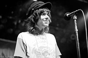 Never Shout Never - Christofer Drew performing with Never Shout Never in 2011