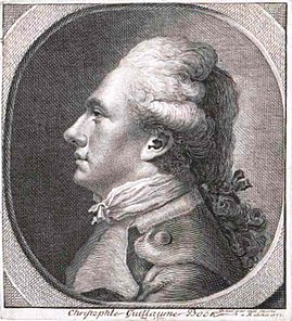 Christoph Wilhelm Bock