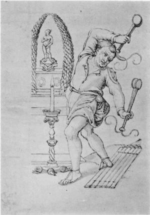 Megalesia - Image: Chronography of 354 Mensis Aprilis