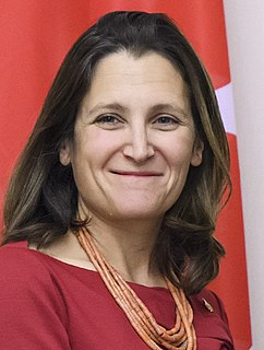 Deputy prime minister of Canada Canadian cabinet minister