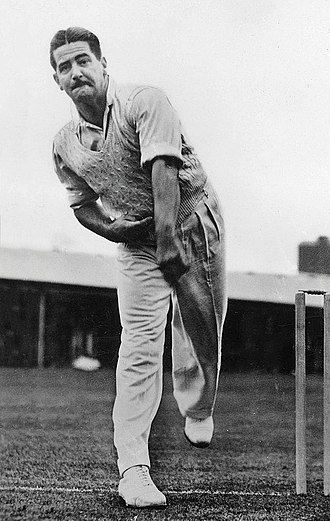 Chuck Fleetwood-Smith - Fleetwood-Smith in the early 1930s